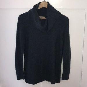 Loft cowl sweater